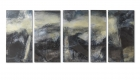 Devonian Landscape Quintych
