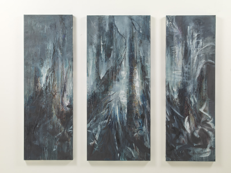Seeking the Light Triptych