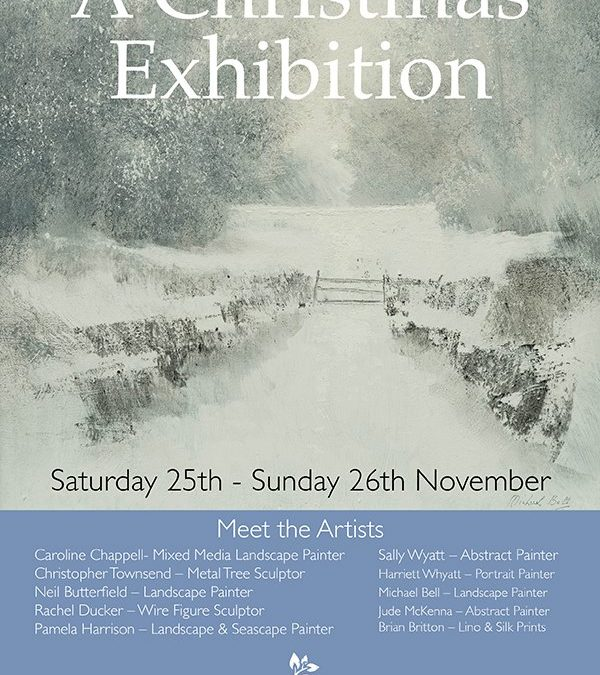 Burford Meet The Artists Christmas Exhibition